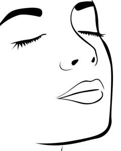 Gesichtsstraffende Akupunktur