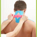 Taping für die Halswirbelsäule